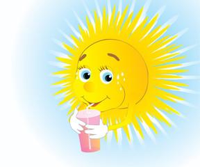 Thirsty Sun