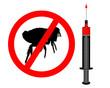 Impfung gegen Flöhe