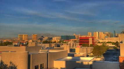Sunrise Time Lapse Las Vegas
