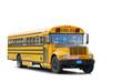 traditional schoolbus - 14919307
