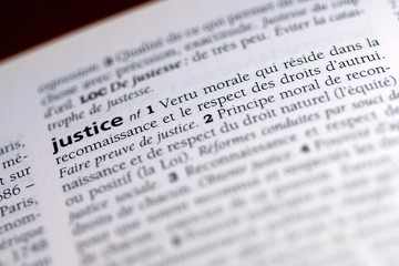 page justice