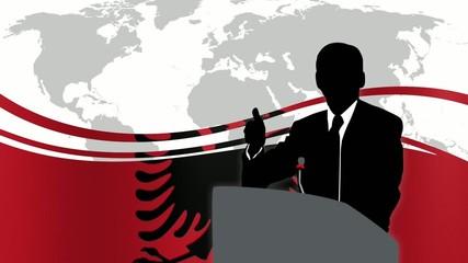 Leader Albania