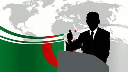 Leader Algeria