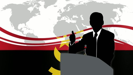 Leader Angola