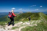 Trekking in Mala Fatra, Slovakia