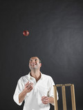 Man Throwing Ball