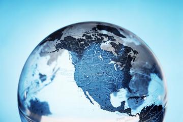Inflatable Globe