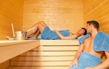 Fototapety finland sauna