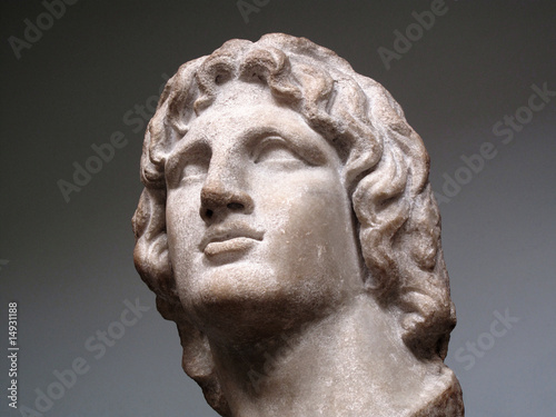 Fotobehang Athene Alexander the Great 356-323 BC