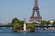Leinwanddruck Bild - Paris124