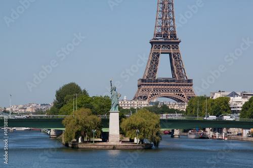 Leinwanddruck Bild Paris124