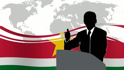 Leader Suriname