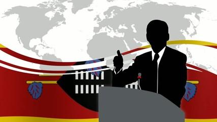 Leader Swaziland