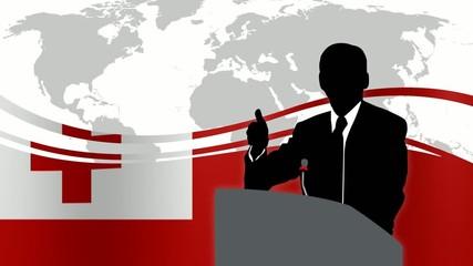 Leader Tonga