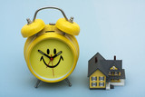 Time to Refinance Your Home poster