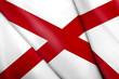Flag of Alabama (USA)