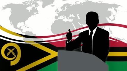 Leader Vanuatu