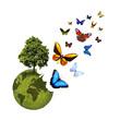 Umweltschutz Logo