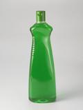 green color detergent poster