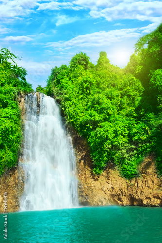 Bobla waterfall - 14945315