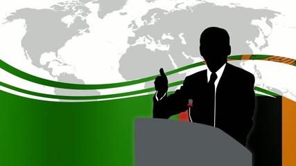 Leader Zambia