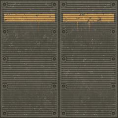 metal plate tile