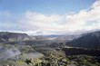 Rugged mountainous landscape