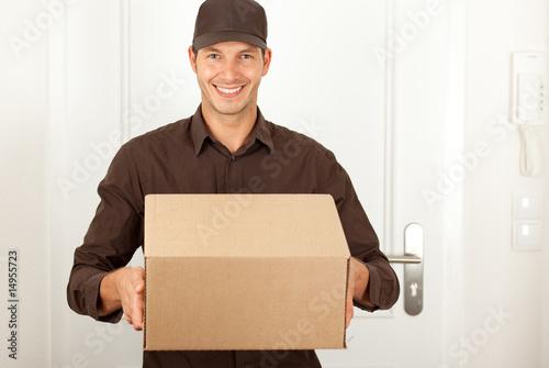 friendly postman
