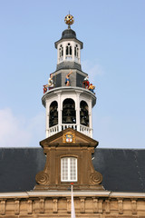 Town hall in Roermond, Holland