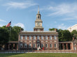 Independence Hall North Side
