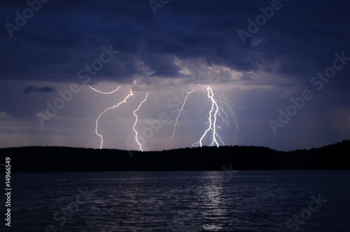 Storm on the Lake