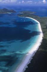 Australia, Queensland, White haven beach