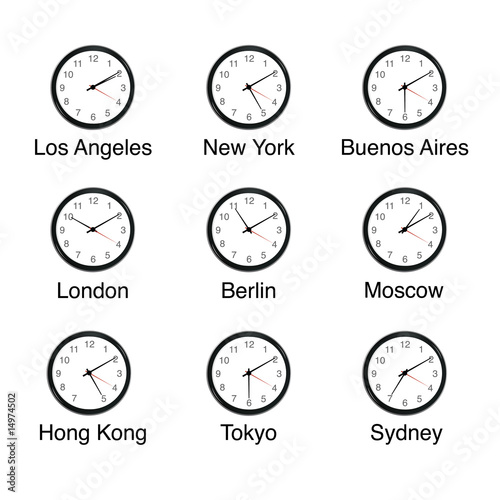 timezones - 14974502