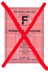 les douzes points perdus du permis de conduire