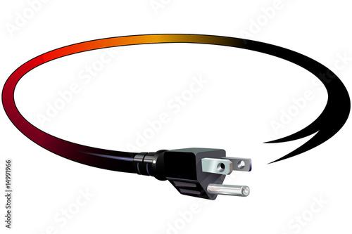 electrical cord plug