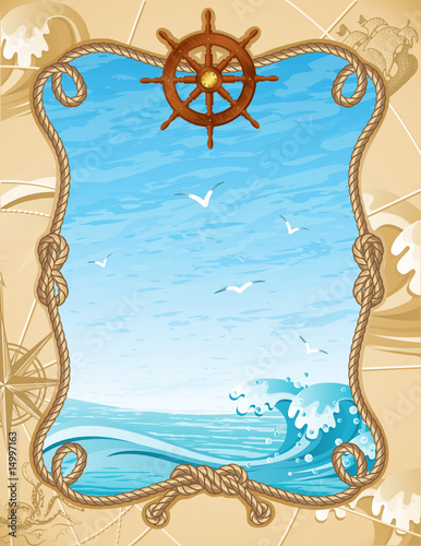 sailing background