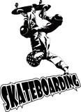 Fototapety skateboarding