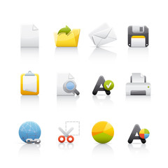 Icon Set - Office & Bussines