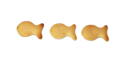 three cracker fish