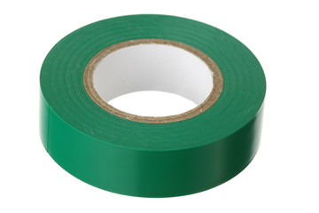 Green adhesive insulating tape