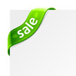 Vector sign «Sale»