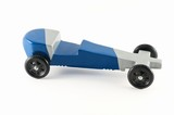 Pinewood Derby Race Car