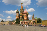 Fototapety St Basil's Cathedral, Moscow