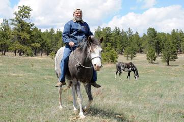 Spanish Mustang natural horsemanship