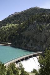 Lago de Nuria