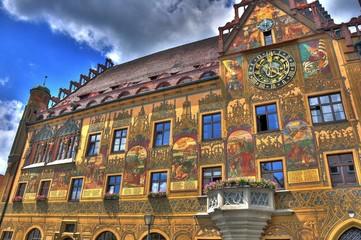 Rathaus Ulm HDR