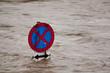 Überflutung bei Hochwasser nach Regen - 15049988