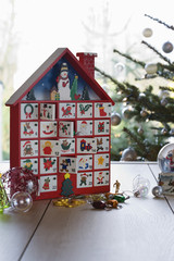 Kid's Christmas calendar