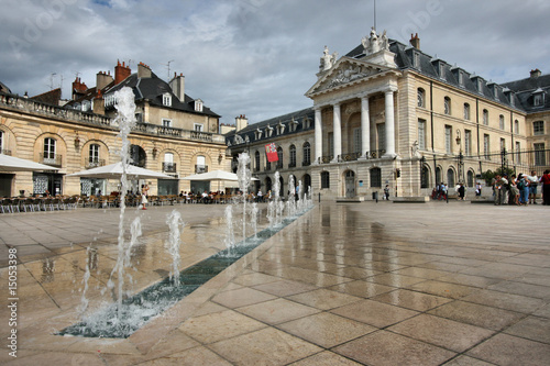Papiers peints Chateau Dijon