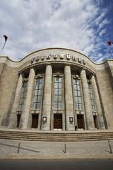 berlin volsbuhne or people's theatre